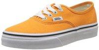 Vans Authentic Junior sun orange/true white