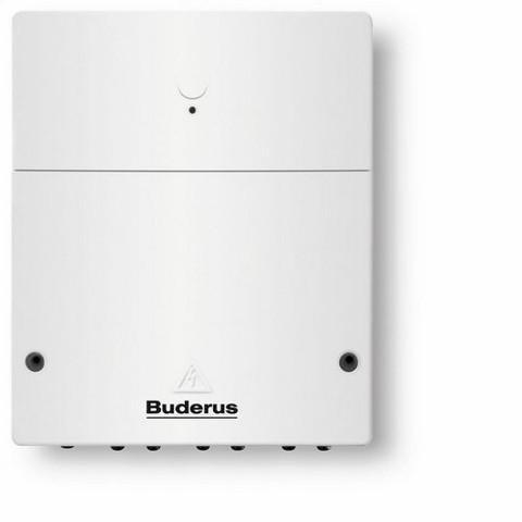 Buderus SmartHome Raumthermostat Logamatic web KM200
