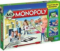 Hasbro My Monopoly (italienisch)