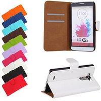 Bralexx Bookstyle Tasche Weiß (LG G3)