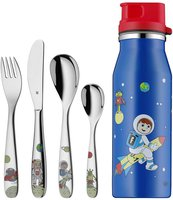 WMF Kinderbesteck Set 5-teilig Willy Mia Fred Space