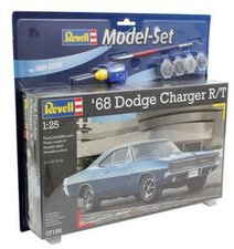 Revell Model Set 1968 Dodge Charger (67188)