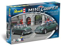 Revell Geschenk-Set Mini Cooper (05795)