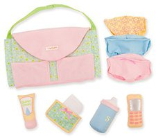 Manhattan Toy Baby Stella Darling Wickeltasche (144610)