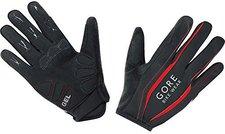 Gore Power Long Handschuhe schwarz/rot