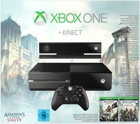 Microsoft MS Xbox One 500GB + Kinect + Assassins Creed: Unity