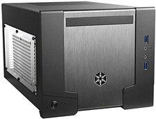 SilverStone Sugo SG07B-W USB 3.0 Window schwarz 600W