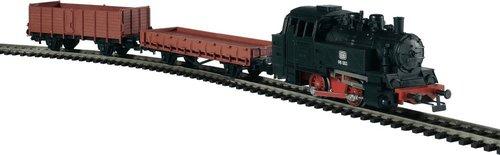 Piko myTrain Start-Set Güterzug mit Dampflokomotive DB (57092)