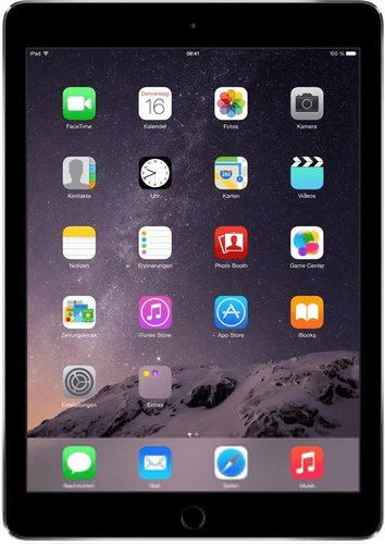 Apple iPad Air 2 64GB WiFi spacegrau