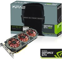 KFA Geforce GTX 980 SOC 4096MB GDDR5