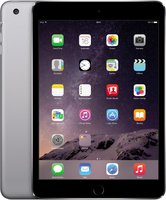 Apple iPad mini 3 128GB WiFi spacegrau