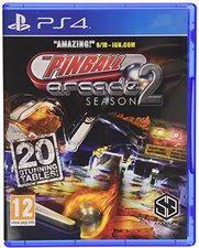 The Pinball Arcade: Season 2 (PS4)