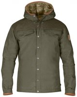 Fjällräven Greenland No. 1 Down Jacket Tarmac/Dark Olive