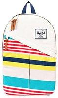Herschel Parker Backpack malibu stripe/bone