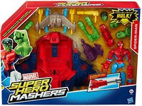 Hasbro Marvel Super Hero Mashers - Spider-Man with Skycrawler