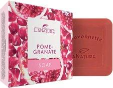 La Nature Stückseife Granatapfel ( 100 g )