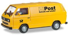 "Herpa VW T3 Kasten  ""Deutsche Post "" (091527)"