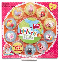 Lalaloopsy Tinies 10 er pack assortiment