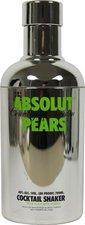 Absolut Silver Shaker Pears 0,7l (40%)