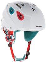 Alpina Eyewear Grap Junior white/red/green