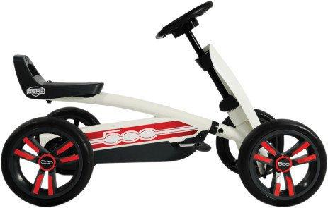 Berg Toys Buzzy Fiat 500 Go-Kart