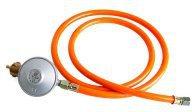Paella World Gasdruckminderer mit Gasschlauch 50 mbar