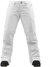 Burton Women's Society Snowboard Pant Bright White