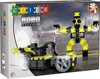Clics Robo Racers gelb 2 in 1