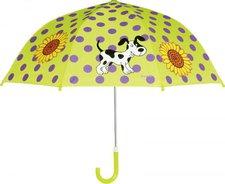 Playshoes Regenschirm große Punkte (448592)