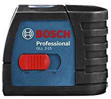 Bosch GLL 2-15 Professional (mit Wandhalterung)
