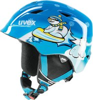 Uvex Airwing 2 blue/snowman