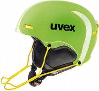 Uvex HLMT 5 Race lightgreen/yellow