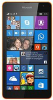 Microsoft MS Lumia 535 Orange ohne Vertrag