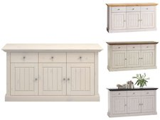 Steens Furniture Ltd Anrichte weiß hellbraun (3170250288001F)