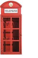 Kare Schlüsselkasten London Telephone