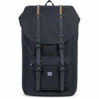 Herschel Little America Backpack black/black