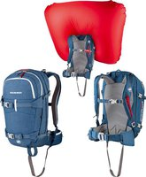 Mammut Ride On Removable Airbag 30 whale white