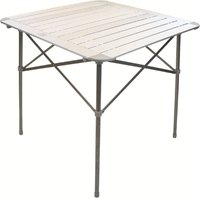 Highlander Aluminium Folding Slat Table