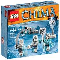 LEGO Legends of Chima - Eisbärstamm-Set (70230)