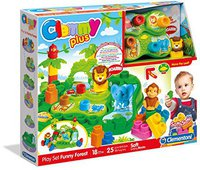 Clementoni Clemmy Plus Play Set - Funny Forest