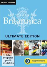 USM Encyclopaedia Britannica 2015 - Ultimate Edition (DE) (Win/Mac)