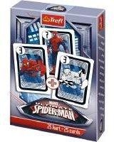 Trefl Karte Clubs Peter Spiderman