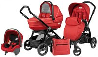 Peg Perego Book Plus Completo & Modular 2015 Sunset
