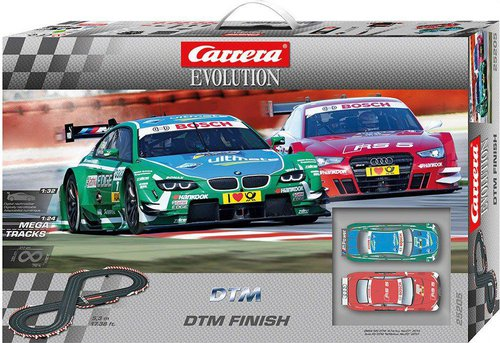 Carrera Evolution - DTM Finish