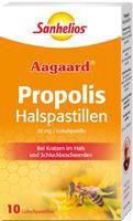 Börner Sanhelios Propolis Halspastillen (10 Stk.)