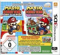 Mario and Donkey Kong: Minis on the Move & Mario vs. Donkey Kong: Die Rückkehr der Mini-Marios! (3DS)