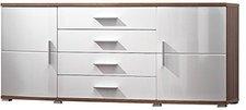 Innostyle Sideboard weiß Eiche Sonoma (1035ZW20)