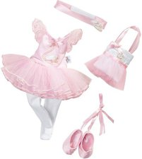 Zapf Creation Nelli dreams Kleiderset Ballerina pink
