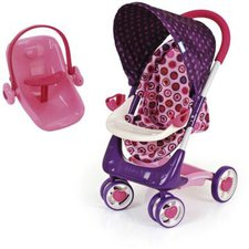 Hauck Toys Heart 2 Heart Puppenbuggy Tour