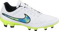 Nike Tiempo Genio LTR FG white/soar/volt